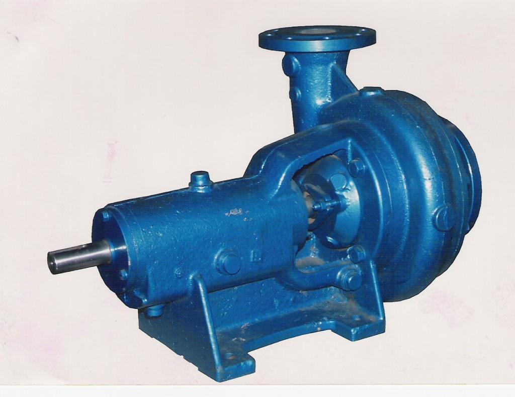 8. Centrifugalna pumpa