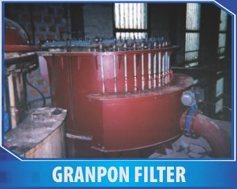 Granpon filter