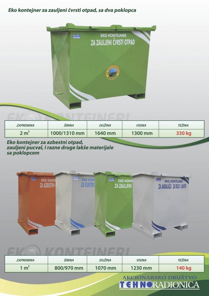 Tehnoradionica Eko kontejner str2 unutrasnja